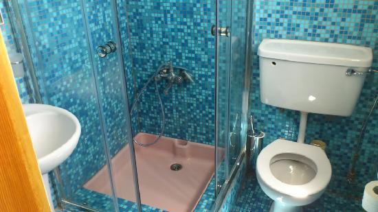 Asty Hotel: wc