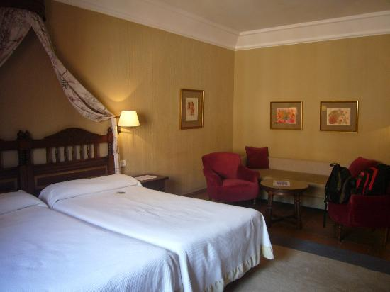 Parador de Cuenca: spacious and cozy