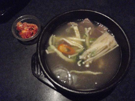 Corea Corea: Beef RIB Soup