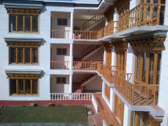 Hotel Kidar: New wing