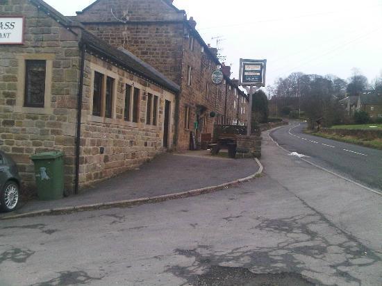 The Jug & Glass Inn: The Jug and Glass Inn , Lea, Matlock
