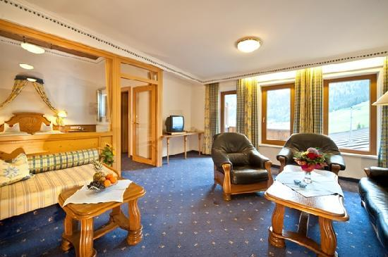 Alpenbad Hotel Hohenhaus: Suite de luxe