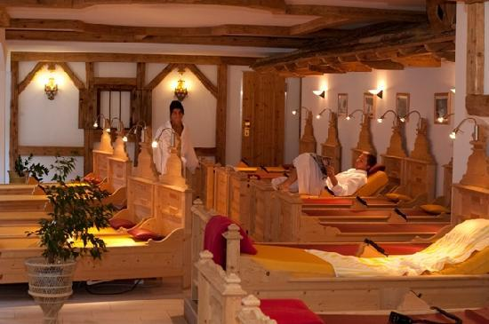 Alpenbad Hotel Hohenhaus: Ruheraum