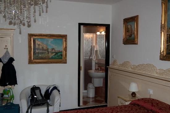 Aquavenice: Dettagli della camera
