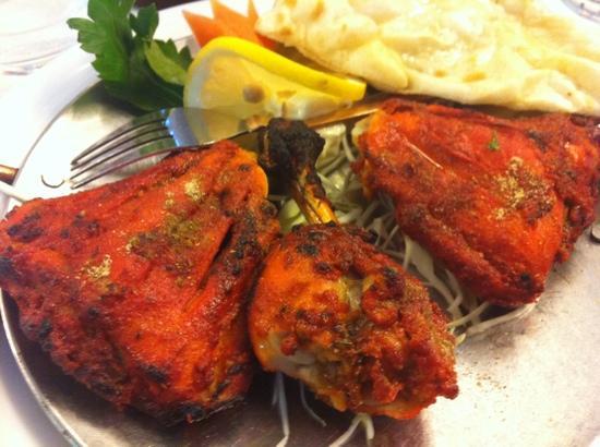 Haveli Indian Restaurant: pollo tandoori