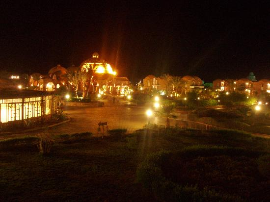 Alba Club Helioland: Il ristorante di Notte