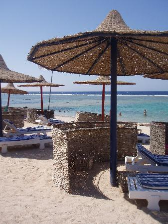 Alba Club Helioland: Spiaggia