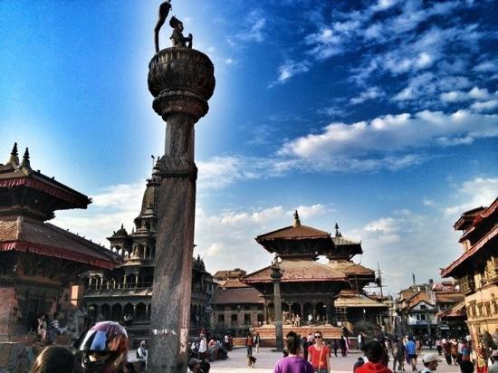 Kathmandu, Nepal: patan