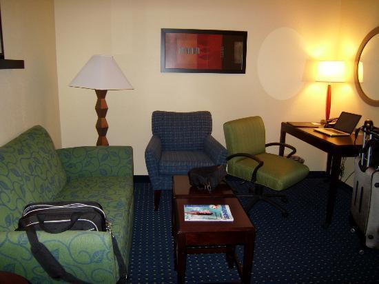 SpringHill Suites Naples : la suite