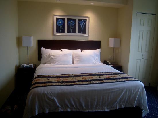SpringHill Suites Naples : la chambre