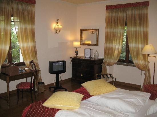 Hotel Villa Pambuffetti: Suite, interno