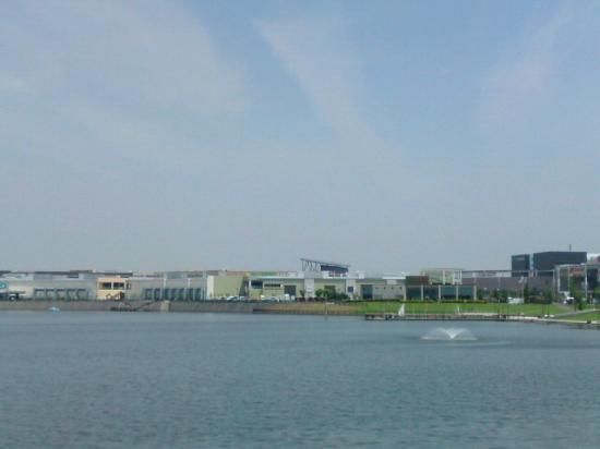 Aeon Lake Town