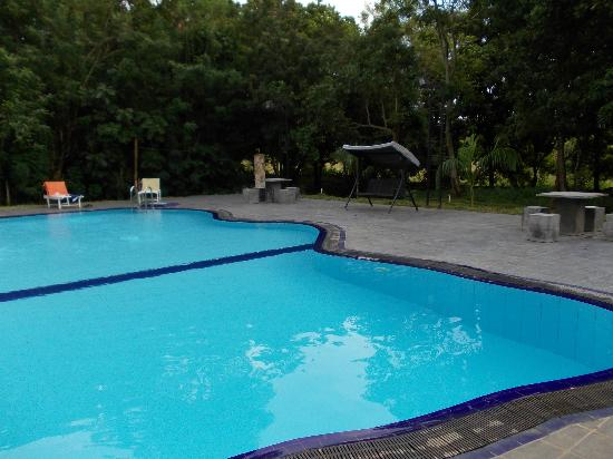 Elephant Safari Hotel: Pool
