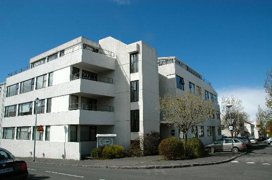 جيستهاوس سونا: guesthouse Sunna, Reykjavik