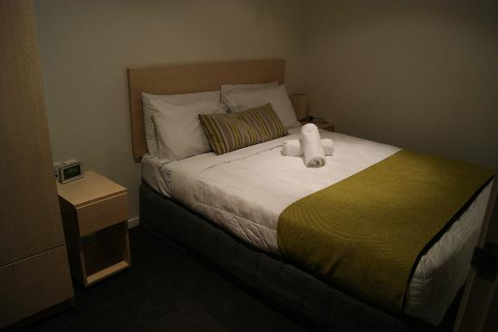Waldorf Tetra Serviced Apartments: Bedroom