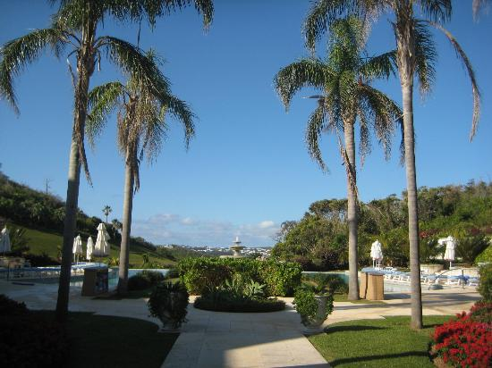 Tuckers Point Club Golf Villas: Pool Bereich