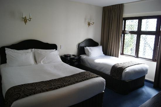 Heartland Hotel Cotswold: Bedroom