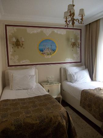 Asmali Hotel: Cute room