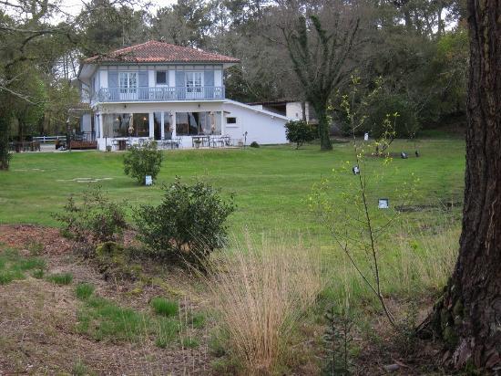 Villa De L U0026 39 Etang Blanc