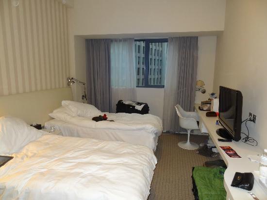 Hotel Innotel: Small room