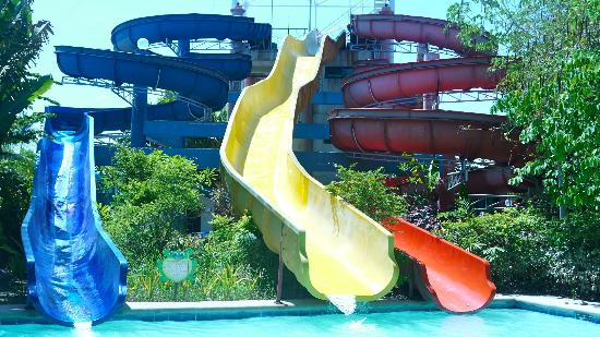 Leisure Coast Resort: Slide