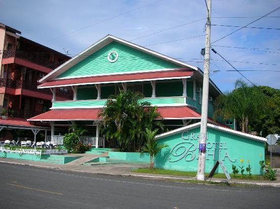 Gran Hotel Bahia: HOTEL BAHIA, BOCAS DEL TORO