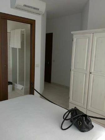 Casolare Azzurro (camere): vista della camera
