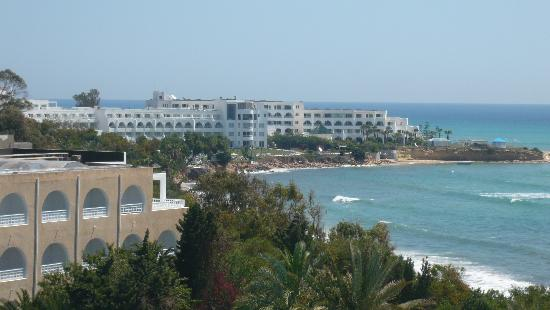 SENTIDO Aziza Beach Golf & Spa: View From Our Room