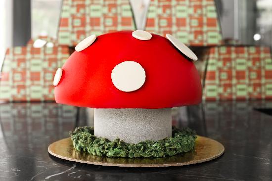 Gelato Messina: Dr Evil's Magic Mushroom