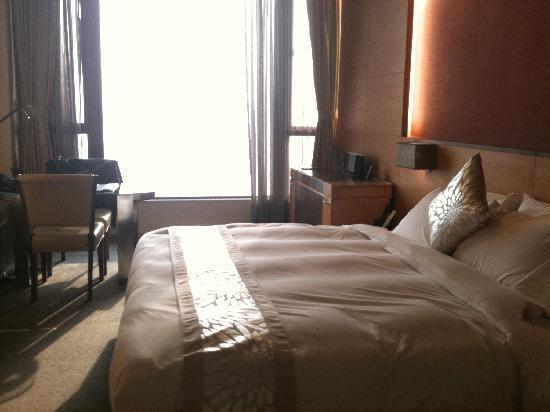 The T Hotel: Room