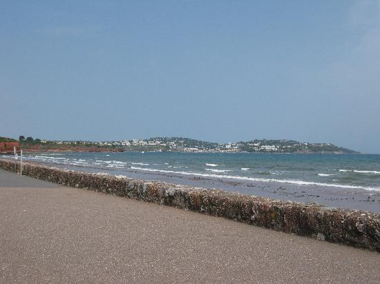 The Southbourne Villa: View towards Torquay