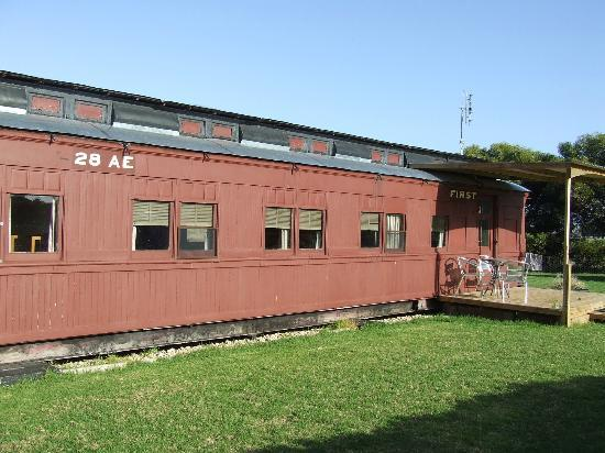 Codrington Gardens: The Train all aboard