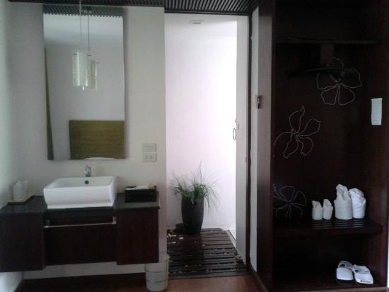 Villa Paradis : Bathroom