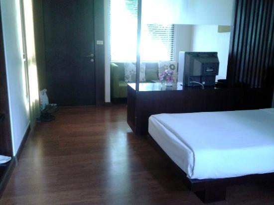 Villa Paradis : Room