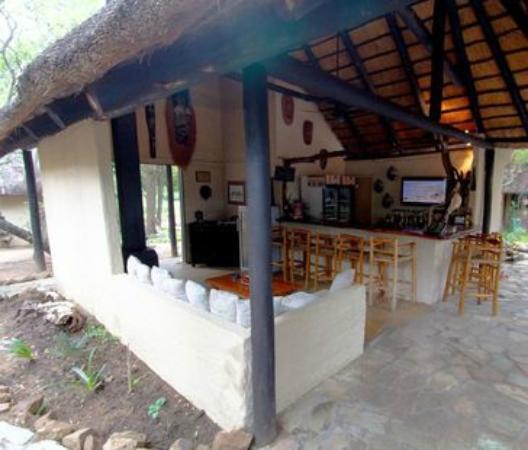 KwaMbili Game Lodge: Bar