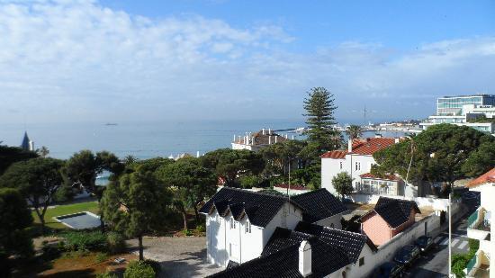 Saboia Estoril Hotel : Sea view room