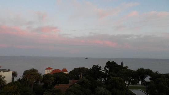 Saboia Estoril Hotel: Sea view room