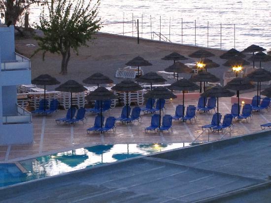 Avra Beach Resort Hotel - Bungalows : SOCACIO PHOTO-AVRA BEACH