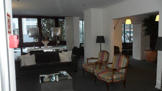 Saboia Estoril Hotel : Lounge area of hotel