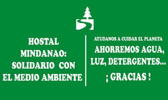 logo hostal mindanao