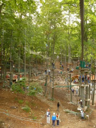 Parco Avventura Bergamo: parco avventura