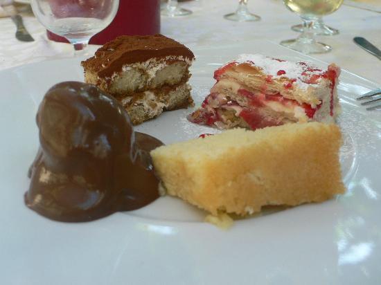 Taberna Martino : dessert 4 gusti