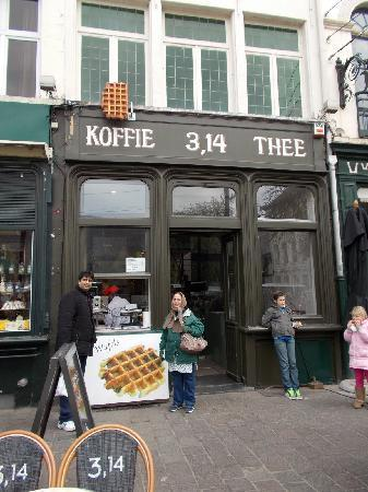 Koffie 3,14 Thee