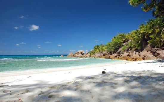 Anse Coco Beach: Nordende