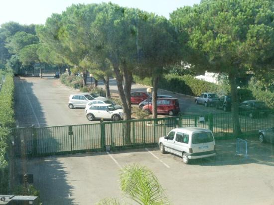 Tursport Hotel Residence: parcheggio