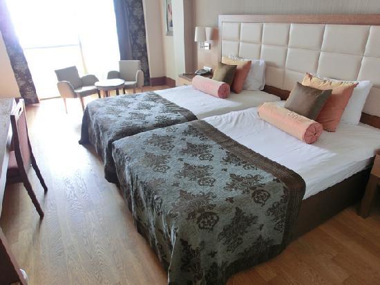 Kamelya Selin Hotel: Hotel Selin Zimmer