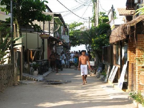 Pousada Pedacinho de Ceu: Vila do Abroa, Ilha Grande