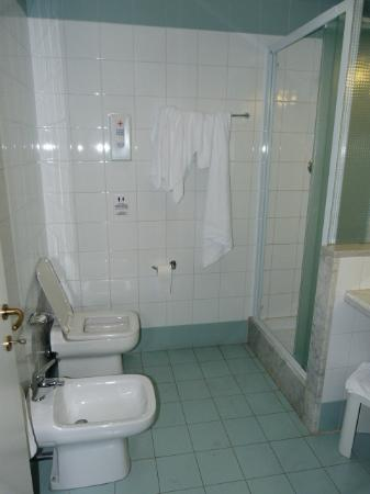 Tursport Hotel Residence: bagno