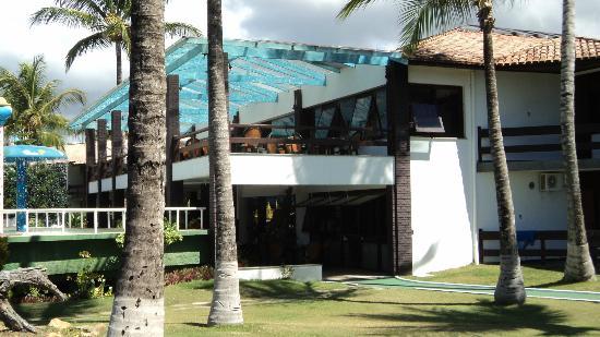 Hotel Baia Cabralia: Restaurante do café da manhã