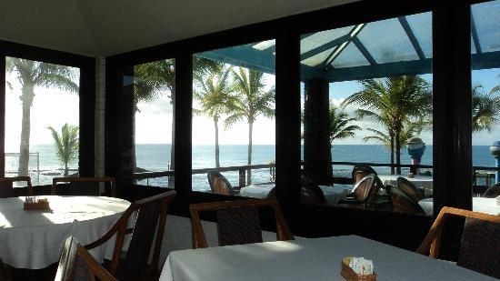 Hotel Baia Cabralia: Vista do restaurante